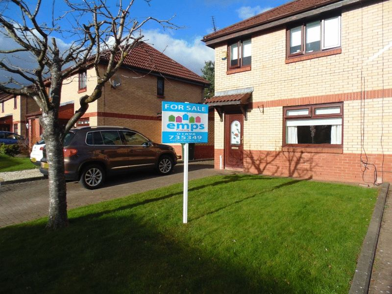 4 bedroom proprety sold stc in herald grove motherwell for Garden offices for sale scotland