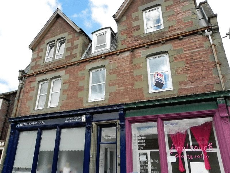 Commercial Street Alyth