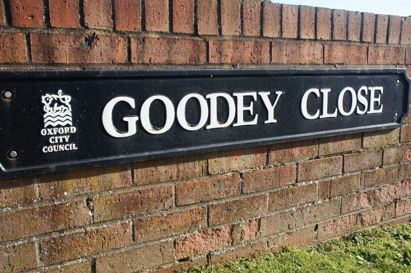 Goodey Close Littlemore