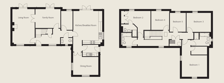 Ridgeway floorplan
