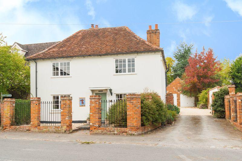 High Street, Sutton Courtenay