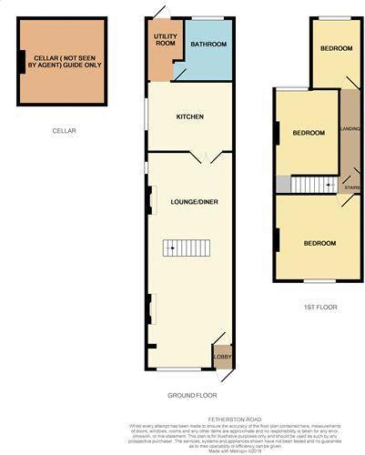 Fetherstone floorplan