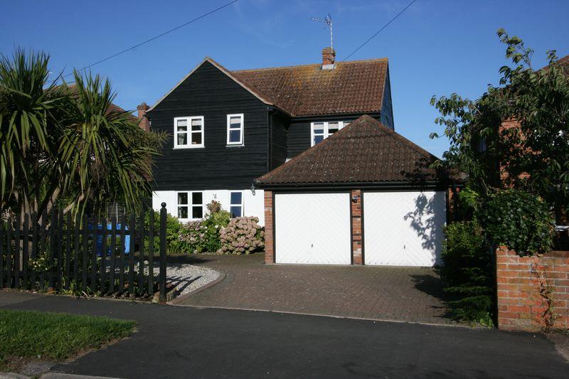 Kingsland Road West Mersea