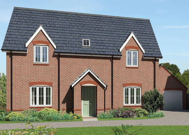 SHOW HOME: Plot 9, The Kelmscott Downsview Park
