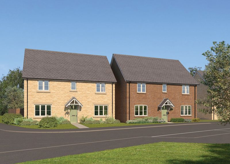Plot 33, The Faringdon at Monks Walk Marcham