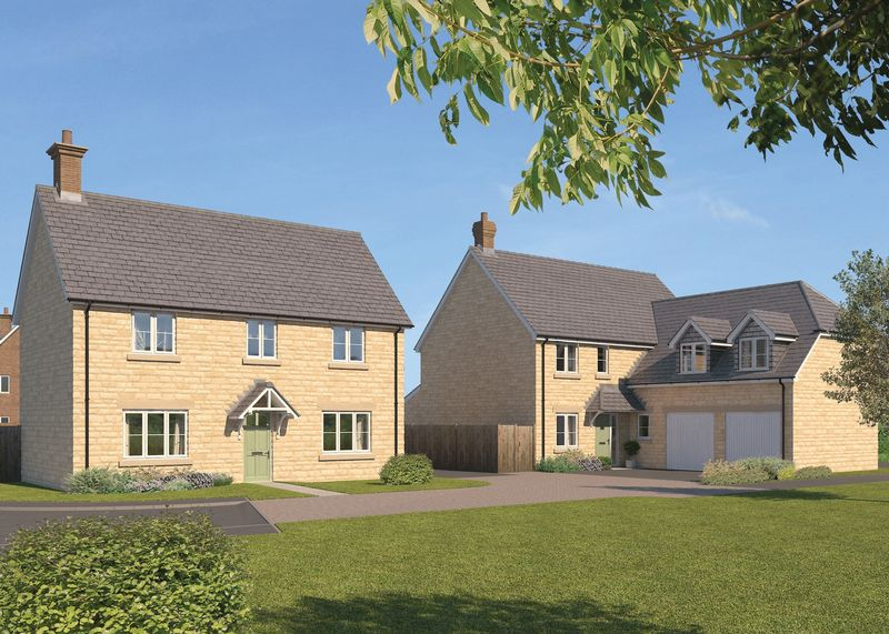 Plot 34, The Wroxton at Monks Walk Marcham