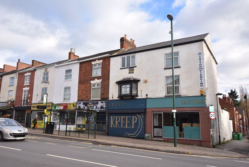 Mansfield Road