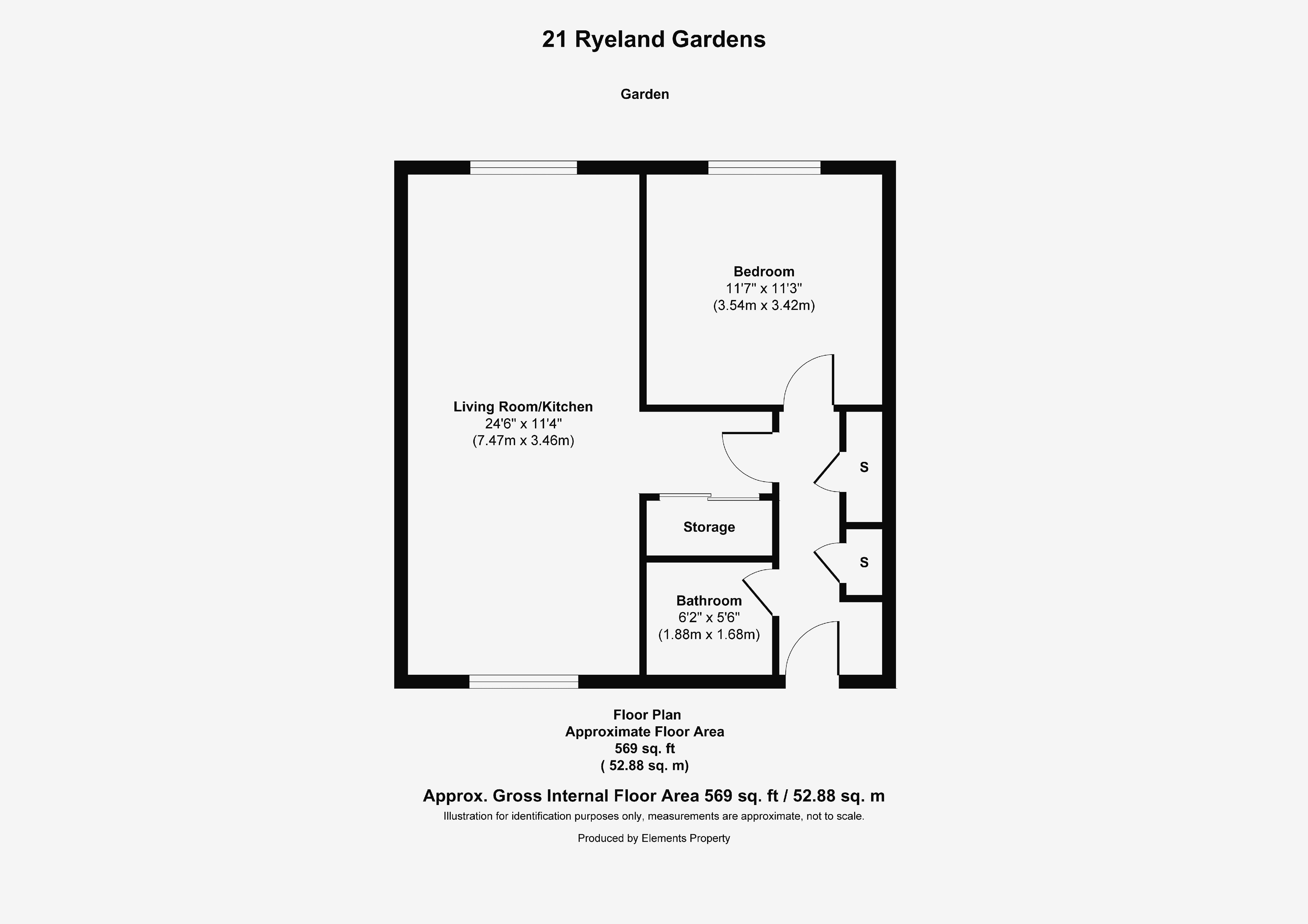 Ryeland Gardens