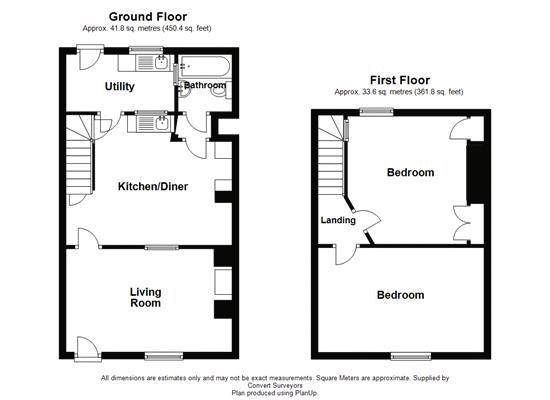3 Rakeham Cottages