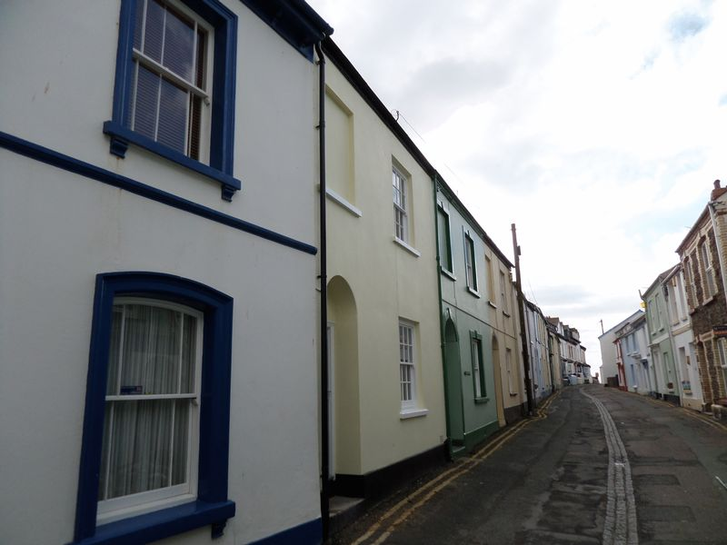 Irsha Street Appledore