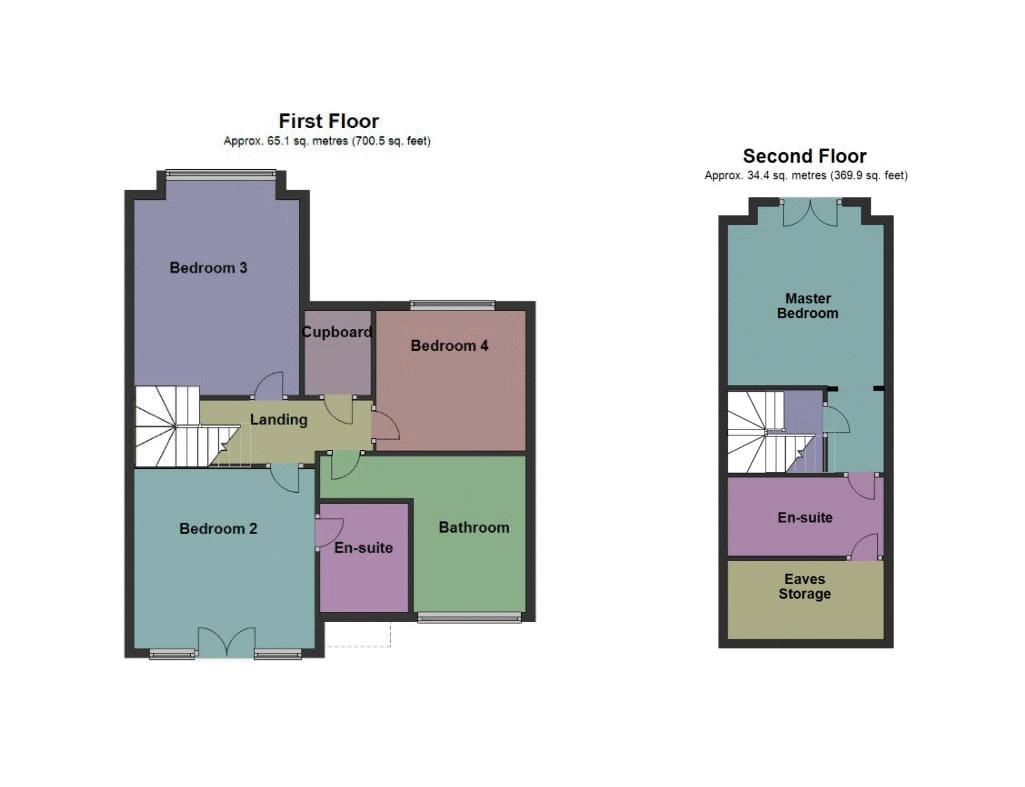 First/Second Floor