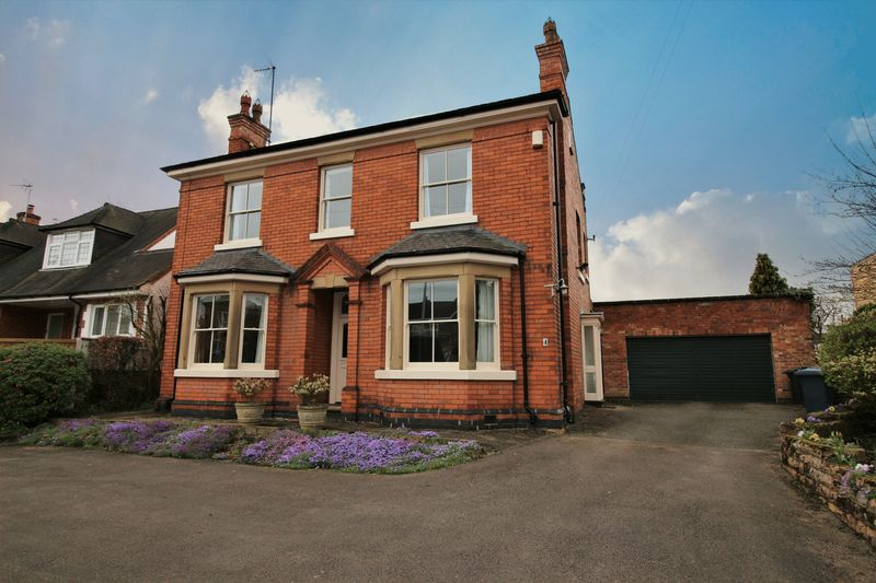 Cropwell Road Radcliffe-On-Trent