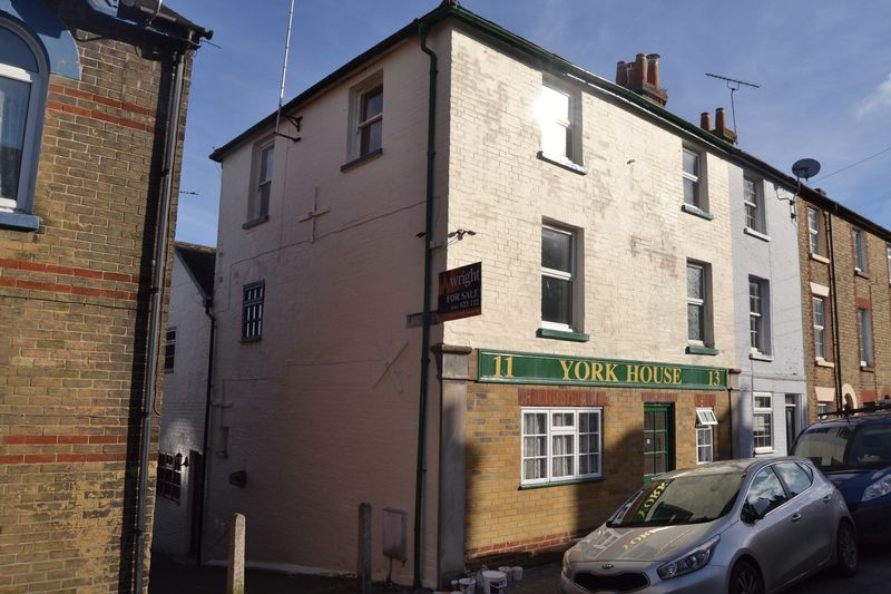 11 and 13, York Street