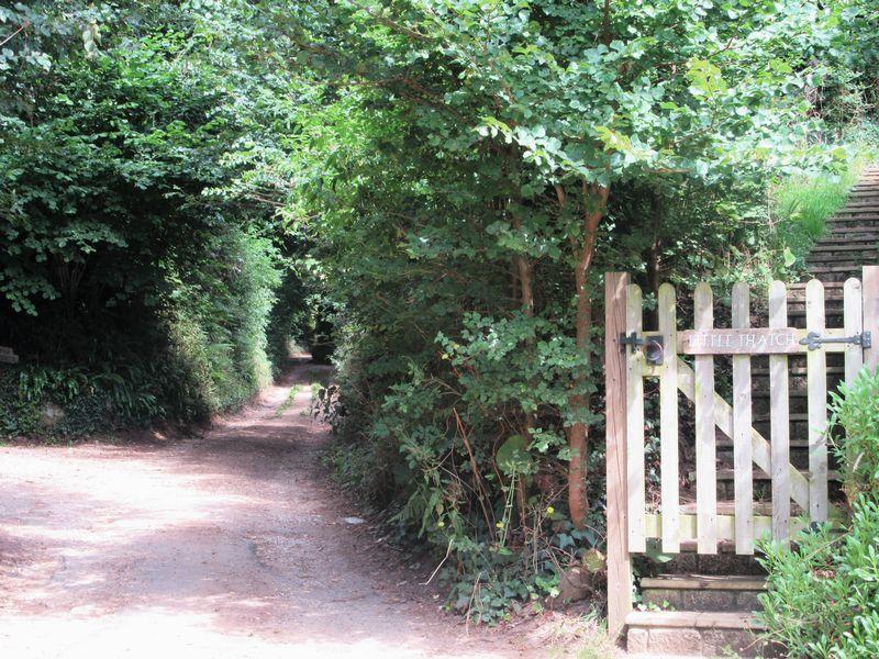 Gaggerhill Lane Brighstone