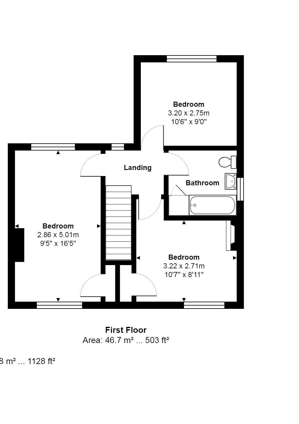 35 Rutland Rd First Floor