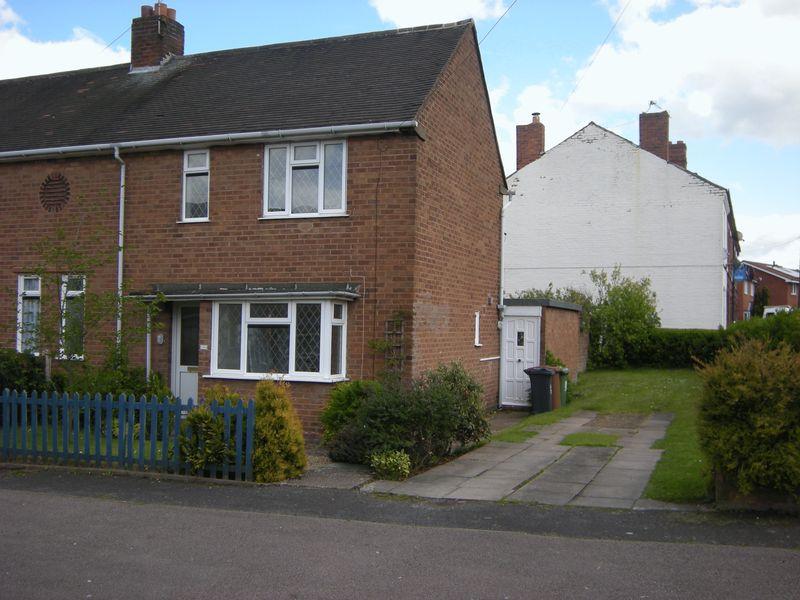 Barns Lane Rushall
