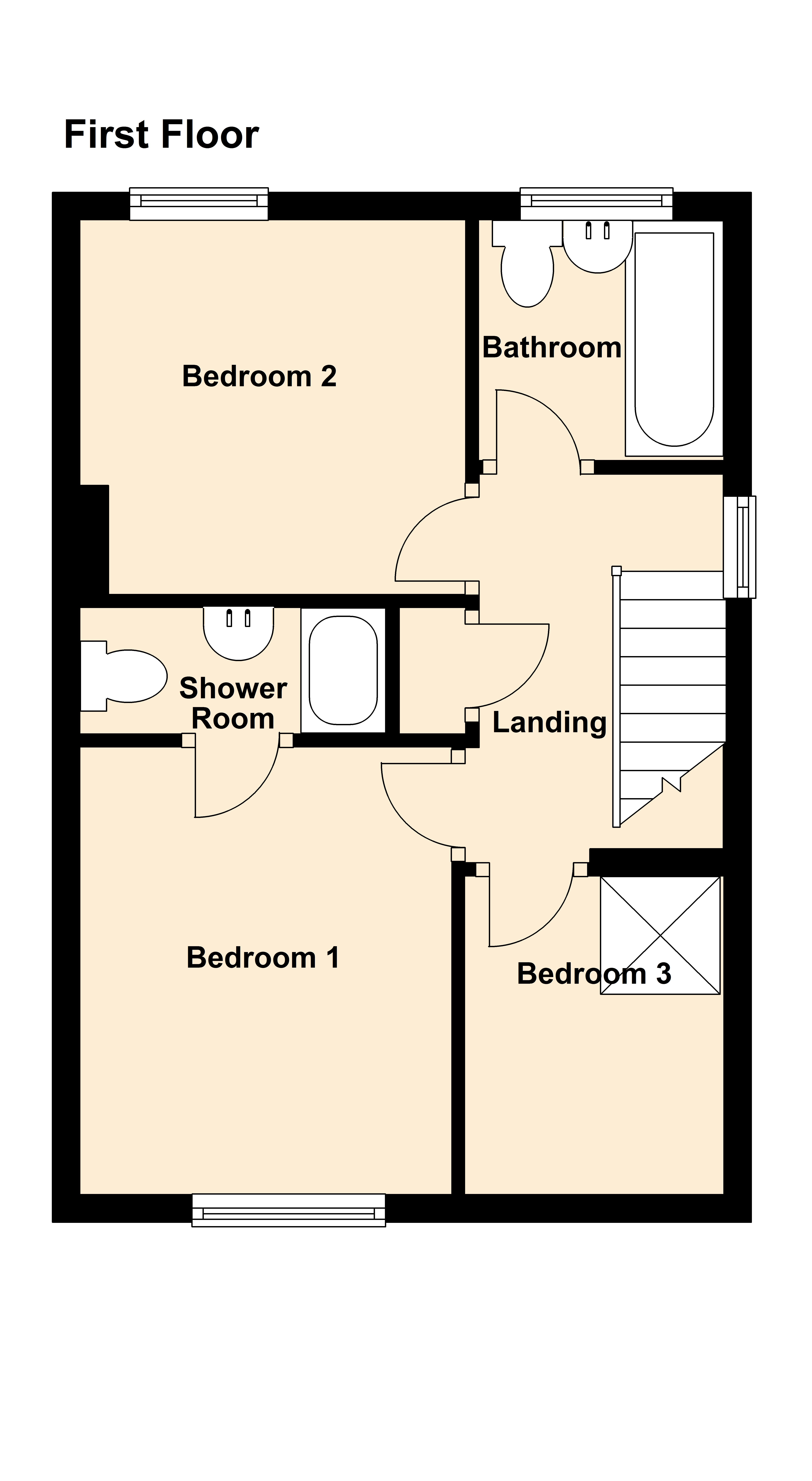 Estate agent floor plans estate agent floor plan software for Floor plans for estate agents