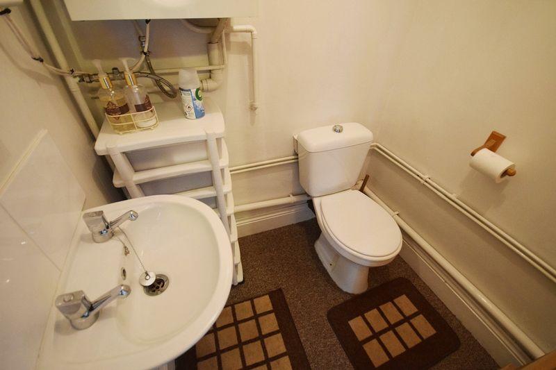 Photo of Ink - Los Angeles, CA, United States. Very clean bathroom.