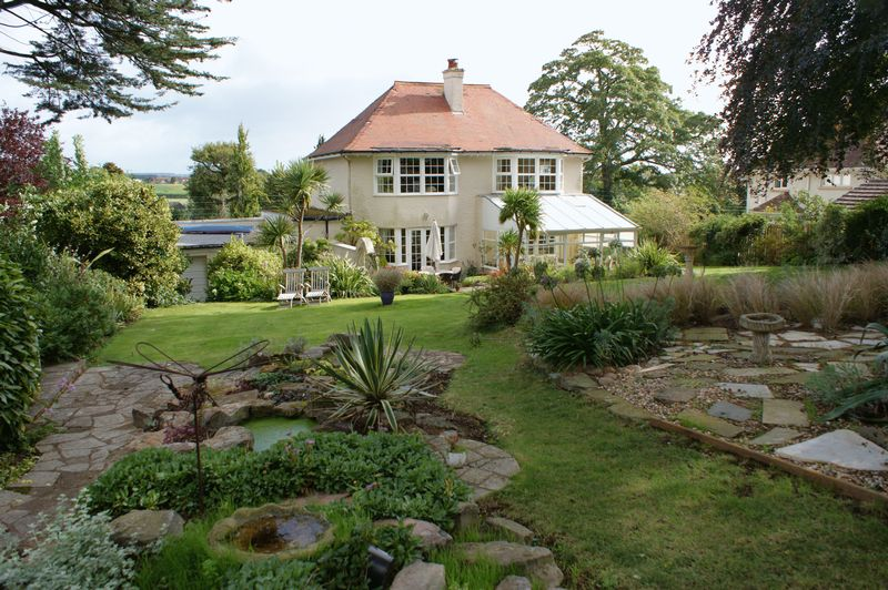 3 Bedrooms Property for sale in Exmouth Road, Budleigh Salterton