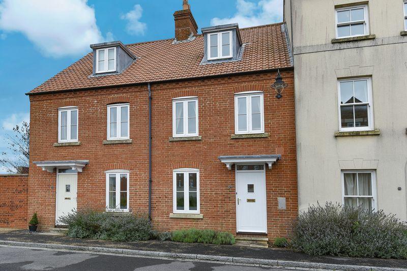2 Bedrooms Property for sale in Westcott Street Poundbury, Dorchester