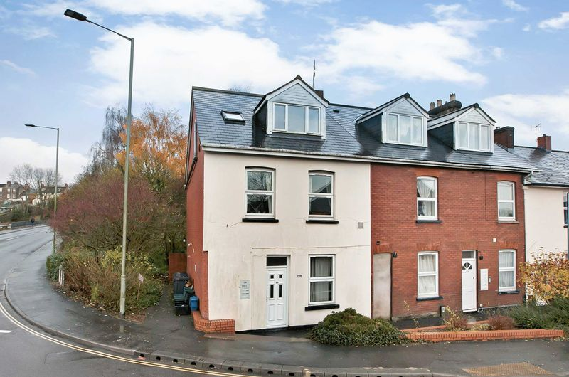 2 Bedrooms Property for sale in Westexe South, Tiverton