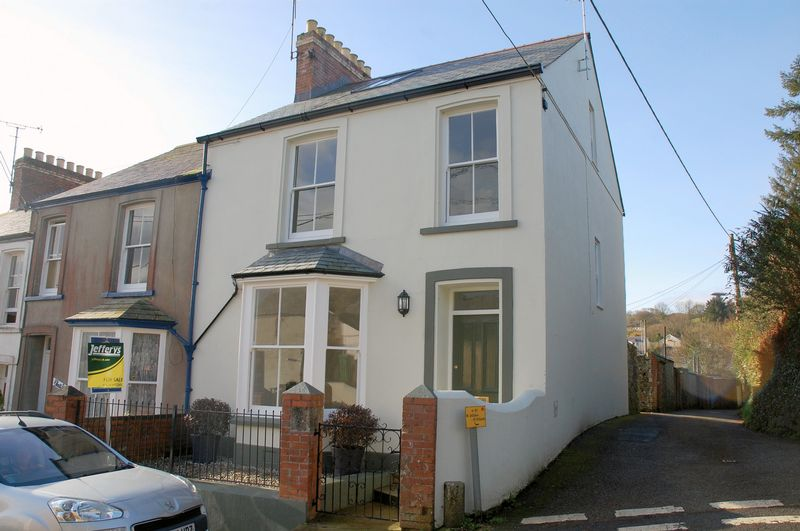 3 Bedrooms Property for sale in Addison Terrace, Lostwithiel