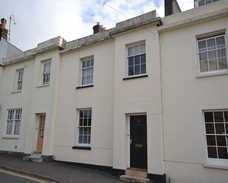 4 Bedrooms Property for sale in Seymour Place, Totnes