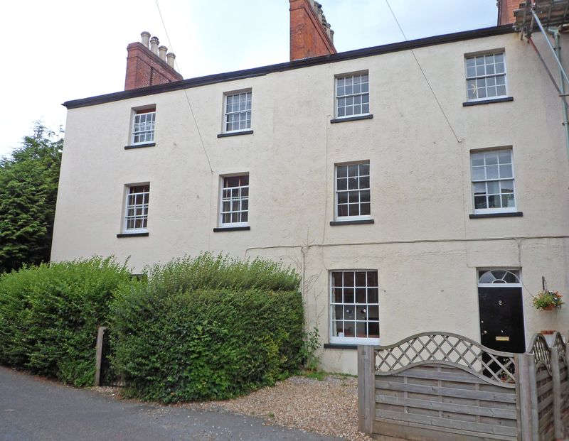 4 Bedrooms Property for sale in Bridge Buildings Westexe North, Tiverton