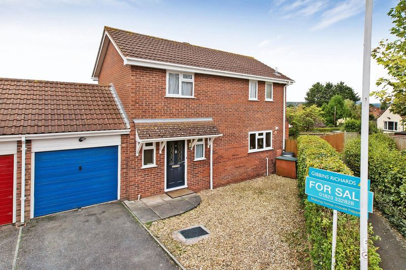 3 Bedrooms Property for sale in Powell Close Creech St Michael, Taunton
