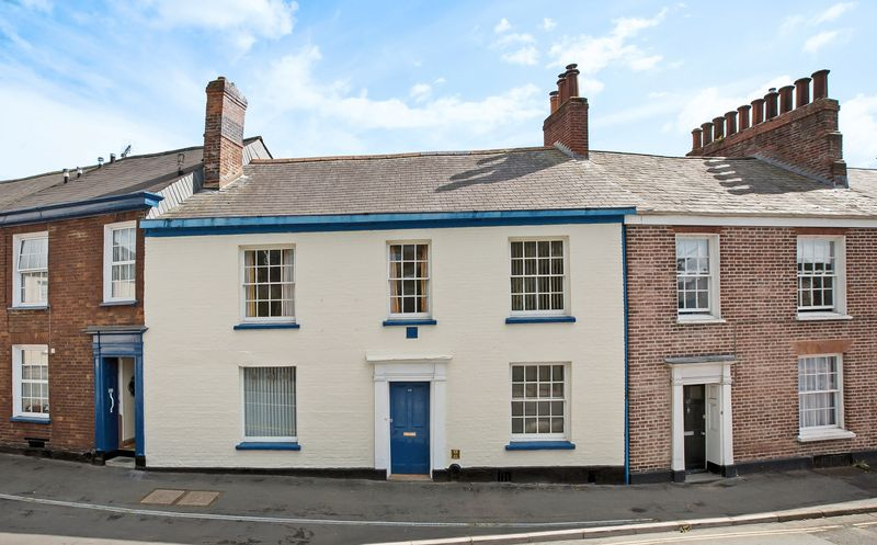 5 Bedrooms Property for sale in St Peter Street, Tiverton