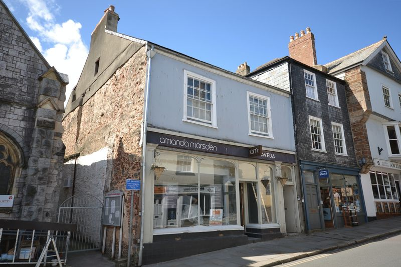 3 Bedrooms Property for sale in Fore Street, Totnes