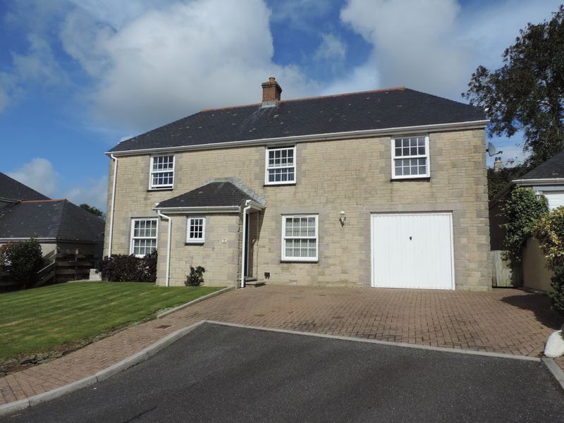 4 Bedrooms Property for sale in Kerley Vale Chacewater, TRURO