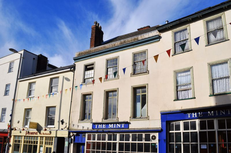 2 Bedrooms Property for sale in The Mint, Exeter