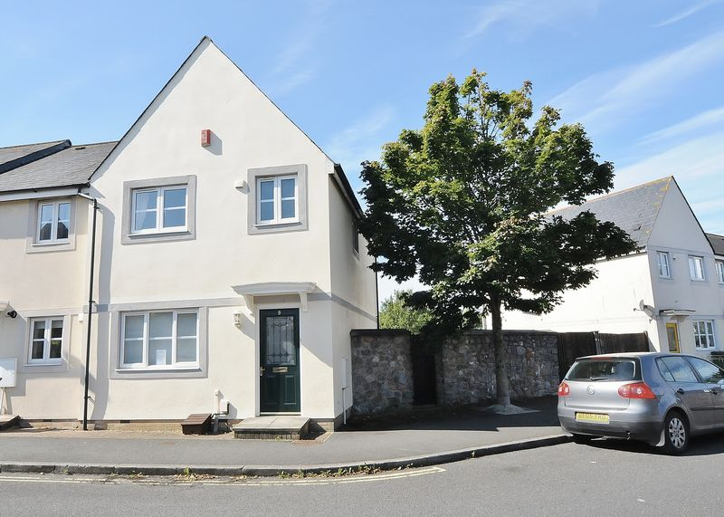 3 Bedrooms Property for sale in Monica Walk Greenbank, Plymouth