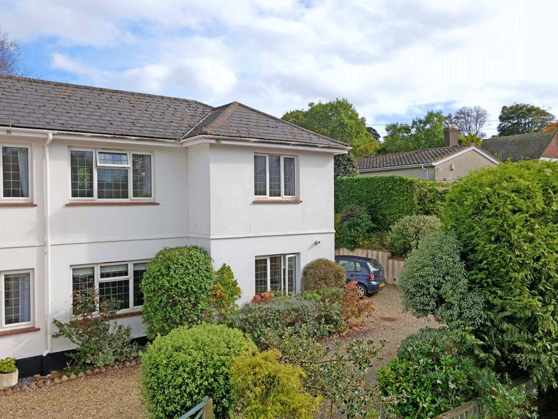 2 Bedrooms Property for sale in Salcombe Hill Road, Sidmouth