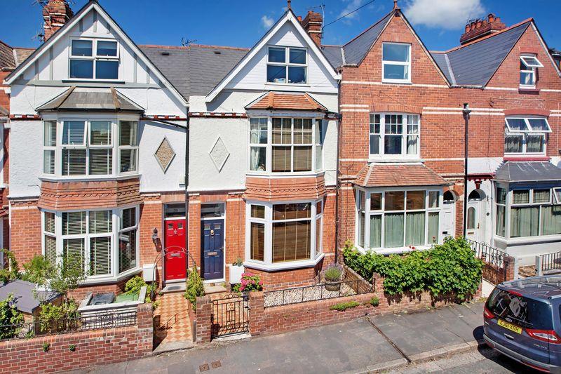 4 Bedrooms Property for sale in Barnardo Road St Leonards, Exeter