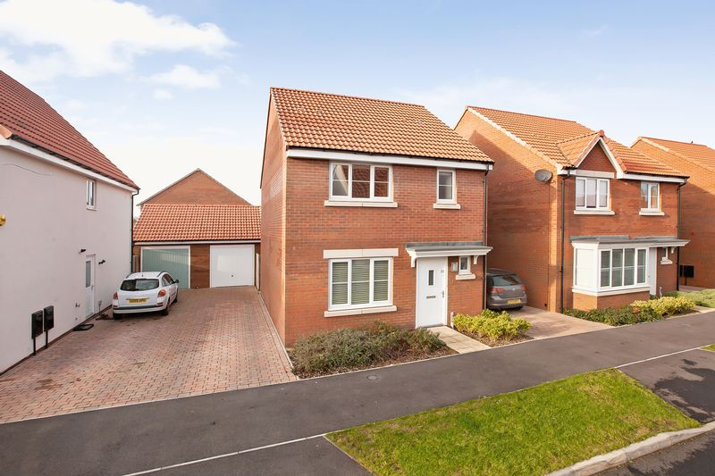 3 Bedrooms Property for sale in Sweeting Close Creech St Michael, Taunton