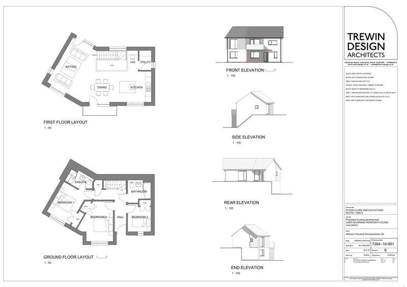 Property for sale in Penworth Close, Launceston
