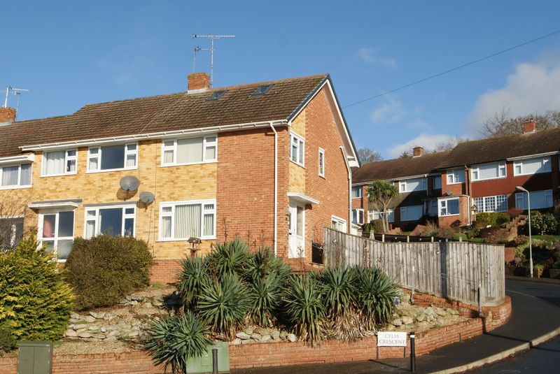 4 Bedrooms Property for sale in Celia Crescent, Exeter