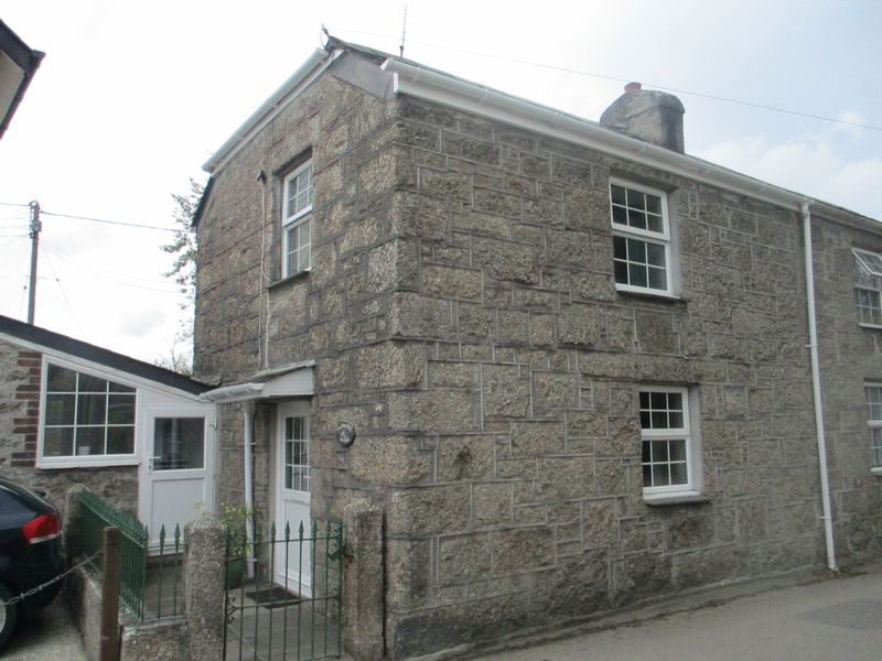 2 Bedrooms Property for sale in Luxulyan, Bodmin