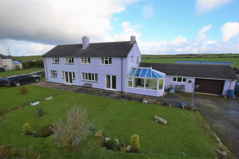 3 Bedrooms Property for sale in Hendraburnick, Davidstow