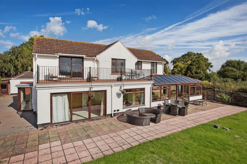 4 Bedrooms Property for sale in Durleigh Hill Durleigh, Bridgwater