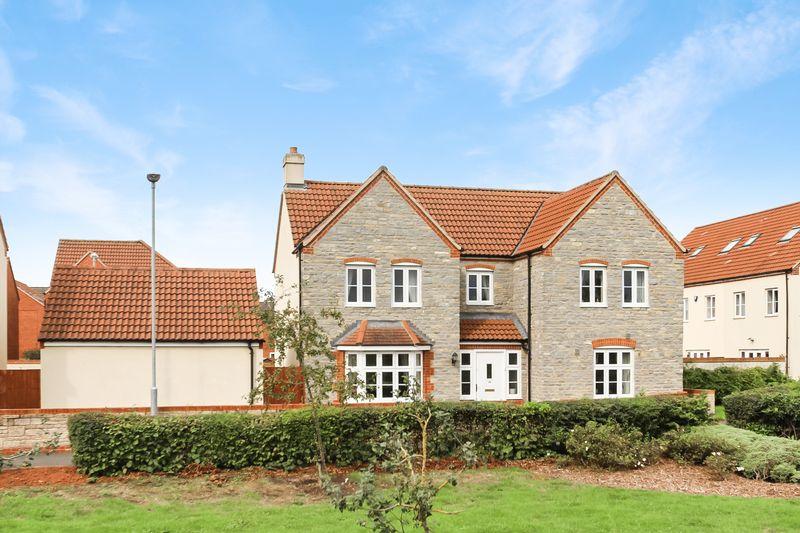 4 Bedrooms Property for sale in Hartlake Close, Glastonbury