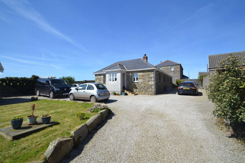 4 Bedrooms Property for sale in Higher Amalwhidden Towednack, St. Ives