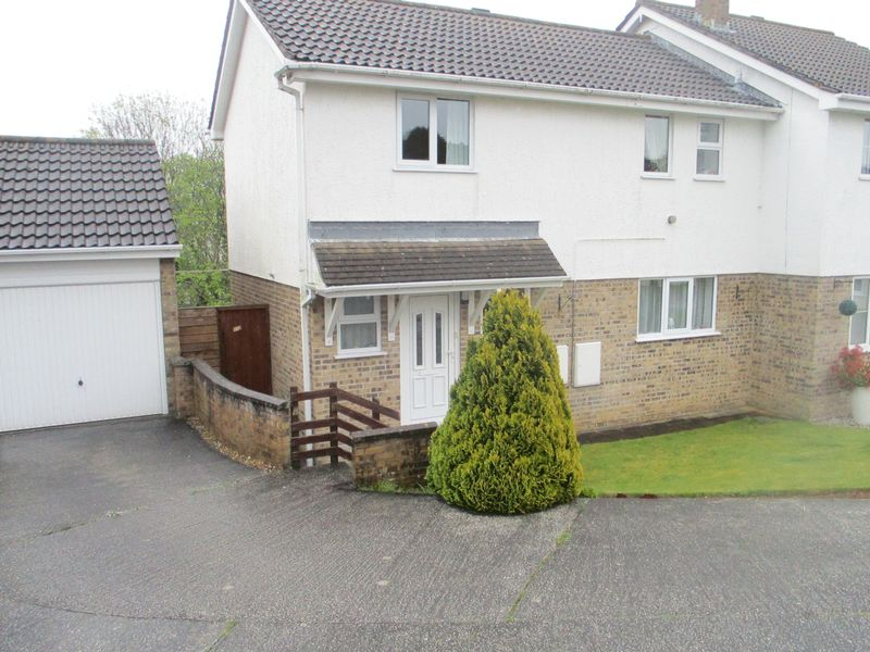 Property for sale in Park Way, St. Austell