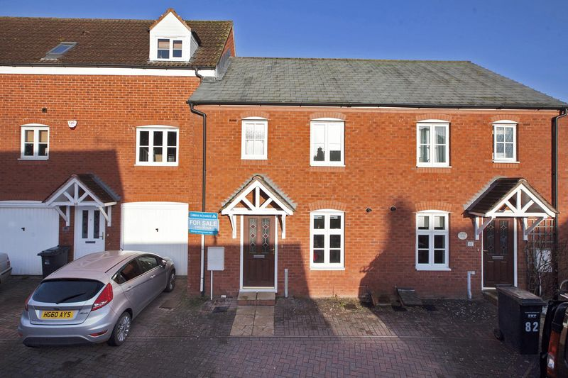 3 Bedrooms Property for sale in Burge Meadow Cotford St Luke, Taunton