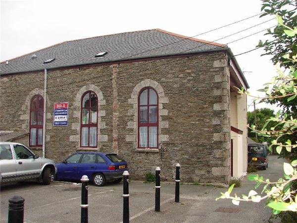 1 Bedroom Property for sale in Chapel Mews, ST COLUMB MAJOR