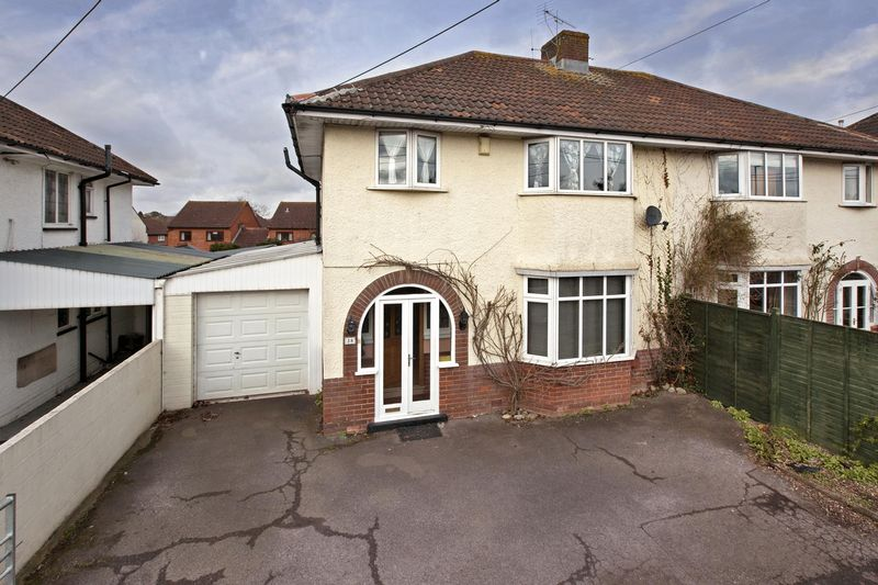 3 Bedrooms Property for sale in Wellington New Road, Taunton