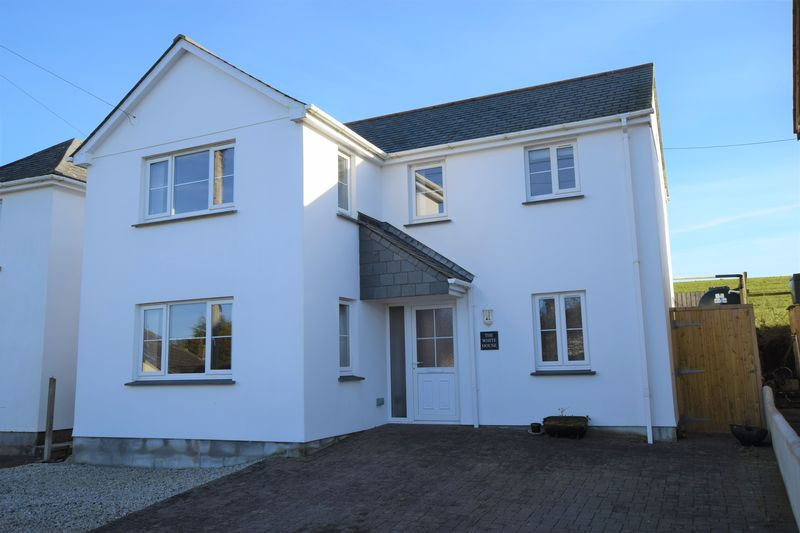 3 Bedrooms Property for sale in Treskinnick Cross Poundstock, Bude