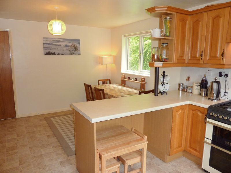 Additional Kitchen Dining Room Angle